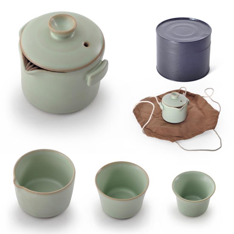 Portable travel tea ru set tea set ry107