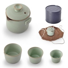 Portable travel tea ru set tea set ry107