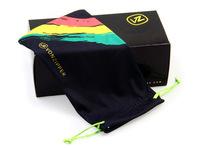 2014 New packaging VZ sunglasses   case  case  original packaging box packaging camouflage glasses case glasses bag  cloth