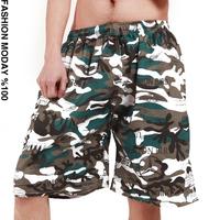 Summer men's casual sport beach  five home Super big yards loose shorts  Y0042