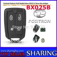 (10pcs/Lot )For Brazil Positron Car alarm remote control 12F519IMS (#BX025B)