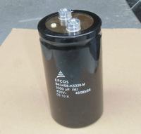 Original EPCOS (EPCOS)3300UF450V electrolytic capacitor second-hand,free shipping