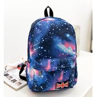 Free Shipping Vintage HARAJUKU backpack male lovers school bag girls student school bag