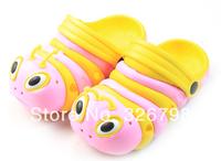 Free shipping summer children antiskid worm sandals