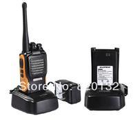 2014 Hot Sale BF-658 Handheld FM Radio Walkie Talkie 5W UHF400-470MHz 16CH Portable Two Way Radio 1500mAh Transceiver Interphone
