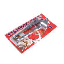 Kitchen Tool Aluminum Garlic Ginger Press Crusher E(China (Mainland))