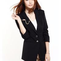 2014 Hot Sale Seconds Kill Rhinestone Women Trendy The Spot New Quality Fashion Brooch Popular Tassel