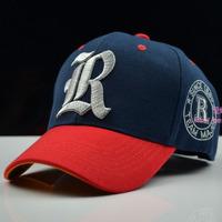 chapeau Fashion lr letter baseball cap male women's summer lovers outside sport sunbonnet cap hat for man