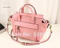 New womens handbags fashion 2014 totes designers leather handmade bag spring girls handbag genuine leather crossbody bags