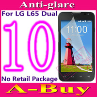 Matte Anti-Glare Anti Glare Screen Protector Protection Guard Film For LG L65 Dual D285,No Retail Package+10pcs/lot