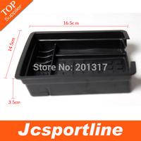 2014 ABS Black Car auto armrest box ,Store box for VW Sagitar JETTA MK6(Fits For  2014 VW Sagitar JETTA MK6)