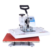 t-shirts heat press machine 29*38cm printing area hot sale four color sublimation printing machine free shipping