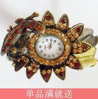 Do not contain electronic Fresh 2014 bohemia bracelet watch