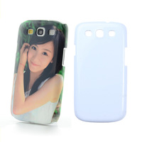 DIY designer fashion new style samsung galaxy S3 case for sublimation printing hard samsung cell phon case