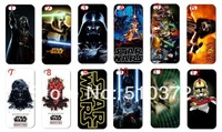 1pcs/lot New designs Star Wars hard cell phone case mobile phone case back cover for iphone 5 5th 5S iphone5 C3 free shipping