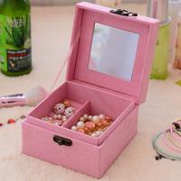 ssh003dc  jewelry pendant necklace earrings box
