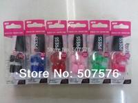 New  Arrival !!  Best  Quality 24pcs/set  Nail  Short Full Cover Plastic Acrylic  nail art tips