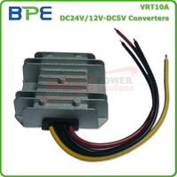High Quality !! Wholesale 10pcs/lot DC 9~35V Step-down DC 5V Buck Converters DC/DC 24V/5V 12V/5V 10A 50W LED Power Supply