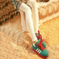 Autumn small fresh 100% cotton luxurious rhinestones ankle length legging female personality skinny pants