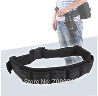 DSLR SLR Camera Padded Bag Cover Strap Waist Belt Holder Lens Case For Canon Nikon Sony EOS Samsung OLYMPUS
