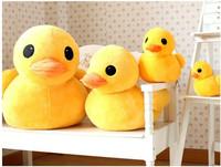 CreateHK Big Yellow Duck The Animal,1pc 6cm Plush Stuffed Animal Toy,baby toy