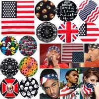 Free Shipping Unisex 12Styles Head Scarf Hip-hop Dance Travel Scarves Bandanas kerchief U Choose[CA09101]