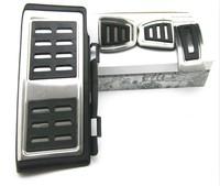 Steel Transmission sport Stainless Steel MT Pedal For VW  Golf MK7 7 VII