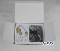 Free Shipping DHL HA108 30pcs Personal Sound Voice Amplifier kit,Hearing Aids Receiver,Rechargeable Digital Hearing Aid