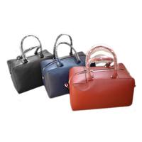 new arrival h&m fashion vintage one shoulder handbag cross-body women's handbag BOSS bucket bag