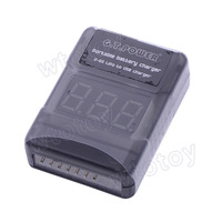 G.T.POWER Portable Battery Charger 2-6S Li-Po to USB Charger for Cellphone
