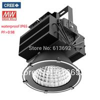 500w high power led flood light floodlights high bay light UL SAA 3 years warranty CREE chip MEANWELL driver DHL free shipping