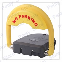 Free shipping IP68 Car Park Saver operated with remote control powered by battery