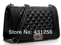 Free shiping 2014Hot sell evening bag women leather handbags Chain Shoulder Bag women messenger bag leboy clutches wallets