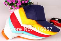 children cap student cap shool travel team cap Volunteer cap for kids