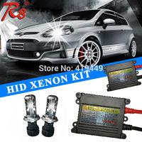 Factory Drop Ship 12V 35W H4 Bi-xenon HID Kit H4 Hi/Lo Xenon Lamps Bulbs