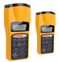 LCD Night Light Durable Ultrasonic Distance TAPE Measurer Area Volum Meter Laser Designator CP3007 (0.5M~18M)
