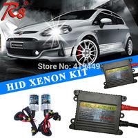 Wholesale Price HID Xenon Kit 12V 35W H1 H3 H7 H8 H9 H10 H11 9005 9006 880 H27 Xenon Lamps Bulbs Black Slim Ballast