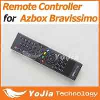 1pc Remote Control for AZbox Bravissimo satellite receiver RC remote controller bravissimo free shipping post