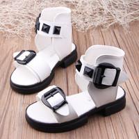 2014 shoes female child sandals shoes girls sandals princess shoes baby shoes