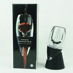 Magia garrafa mágica fica sóbrio dispositivo vinho tinto dispositivo preocupante com filtro e beanbag(China (Mainland))