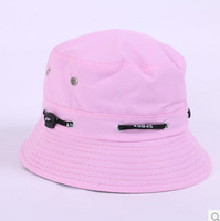 7 Colors Adjustable Spring and summer Sun hat  Womenn bucket hat Outdoor Sunbonnet Free Shipping