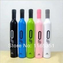 wine bottle umbrella promotion