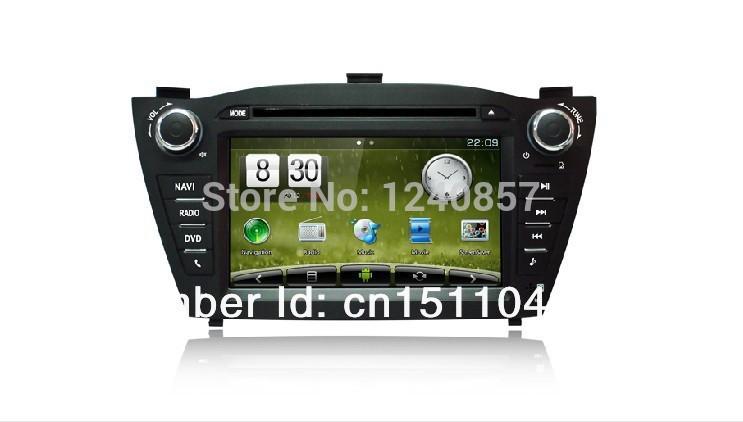Newsmy DT3247S 2din car dvd gps For Hyundai IX35 Black key car radio head unit 7inch 1024*600 HD touch 4 core Android 4.4 HiFi(China (Mainland))