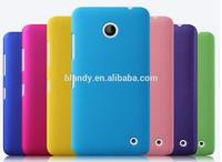 20pcs/lot free shipping New matte plastic hard cover case for Nokia Lumia 630 635