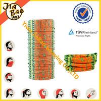 2014 world cup new arrival polyester microfiber seamless bandana