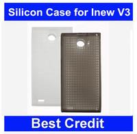 Оригинальный черный inew v3 плюс v3c mtk6592 оста core 5» Горилла стекла ogs 1 ГБ ОЗУ 16 ГБ ПЗУ andriod 4.4 3g телефон nfc воздушный жест