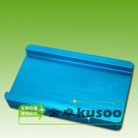 free shipping 3D vacuum sublimation machine cooling mould for iphone4/5 high quality pure aluminium phone case moulds
