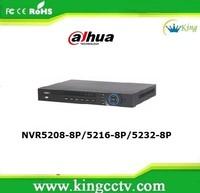 Dahua poe nvr 8 ch nvr  1U 8PoE Network Video Recorder NVR5208-8p