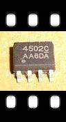 Интегральная микросхема 100 4502C AF4502C AF4502 4502 /8 интегральная микросхема nxp 100