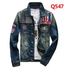 mens jeans jacket promotion